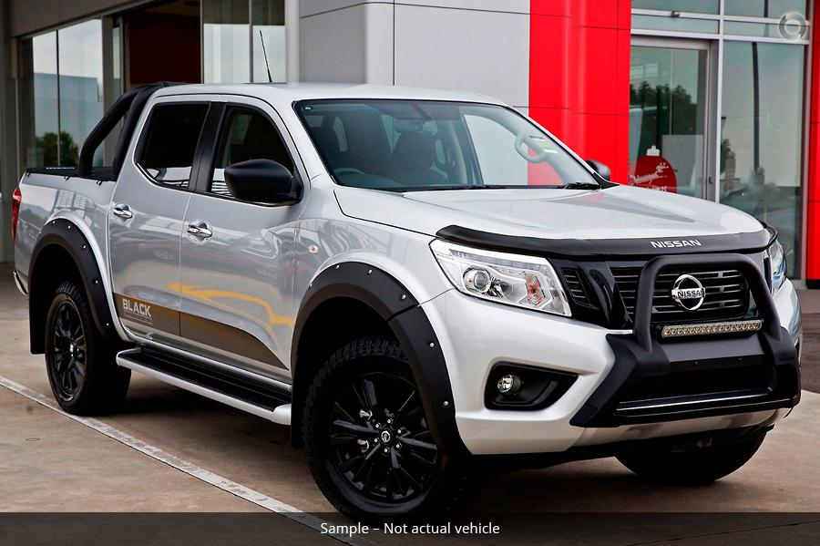 2018 Nissan Navara ST Black Edition D23 Series 3