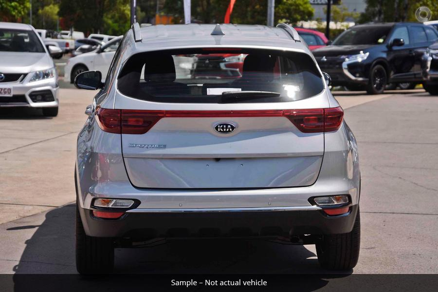 2020 Kia Sportage SX QL
