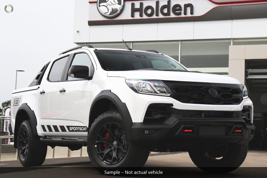 2019 Holden Special Vehicles Colorado SportsCat SV RG Series 2