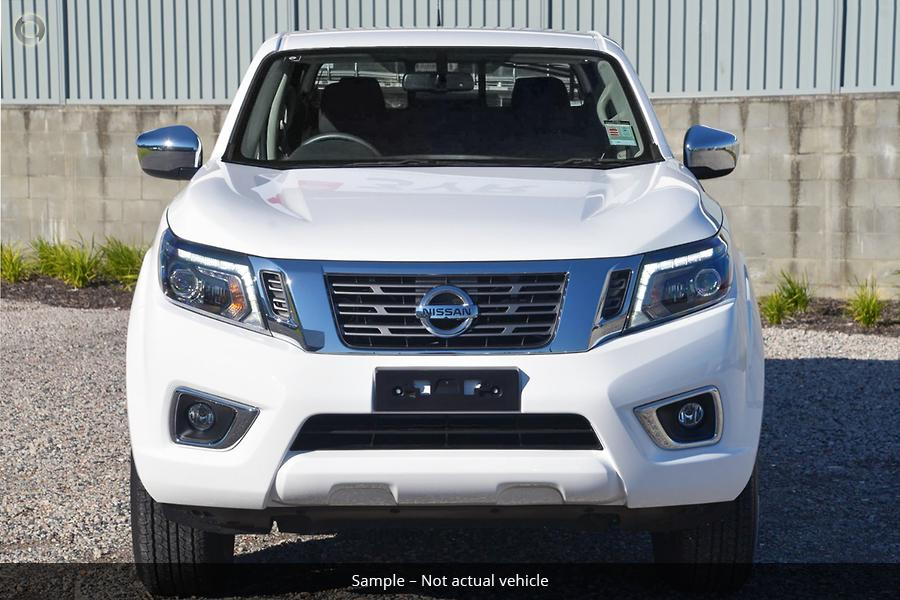 2019 Nissan Navara ST D23 Series 4