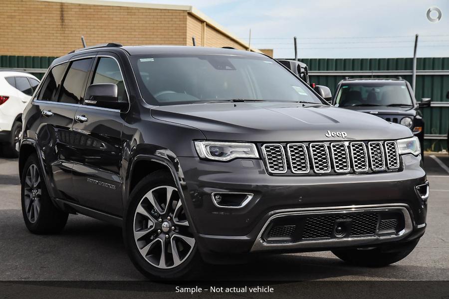2018 Jeep Grand Cherokee Overland WK