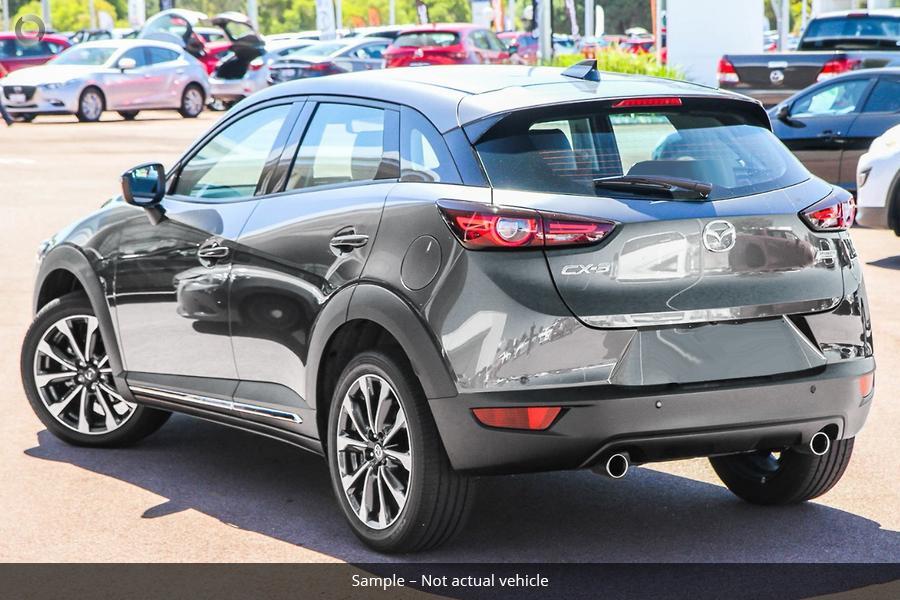 2019 Mazda CX-3 sTouring DK