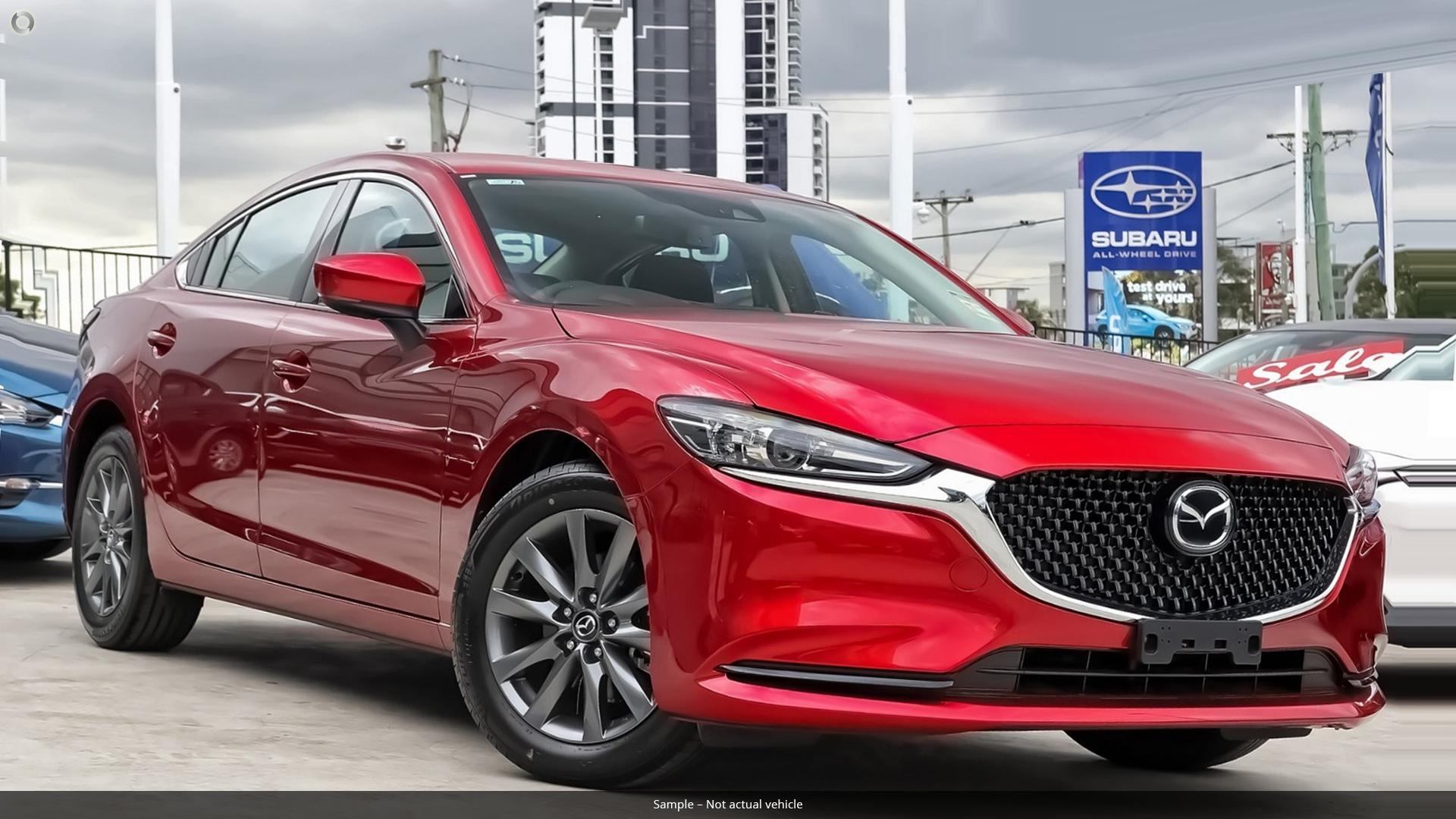 2020 Mazda 6 GL Series
