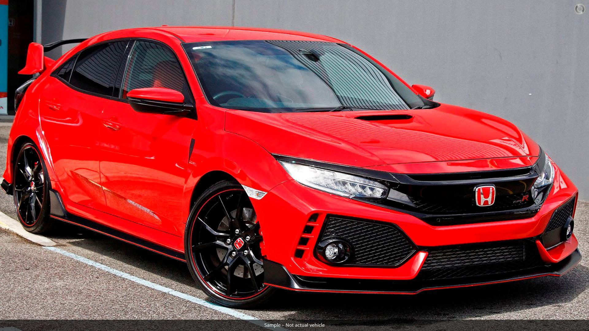 2020 Honda Civic Type R 10th Gen