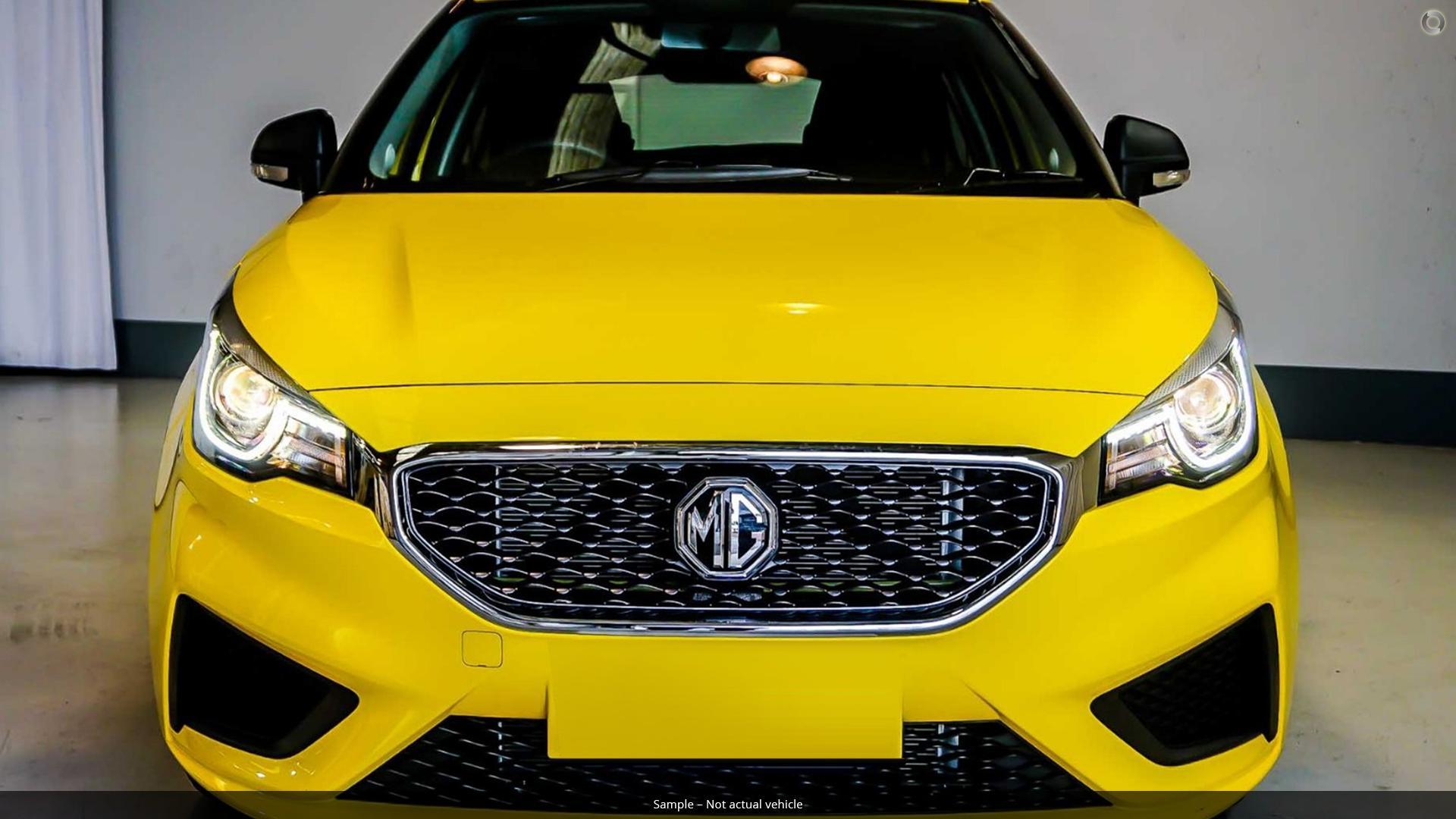 2019 MG MG3 Core (No Series)