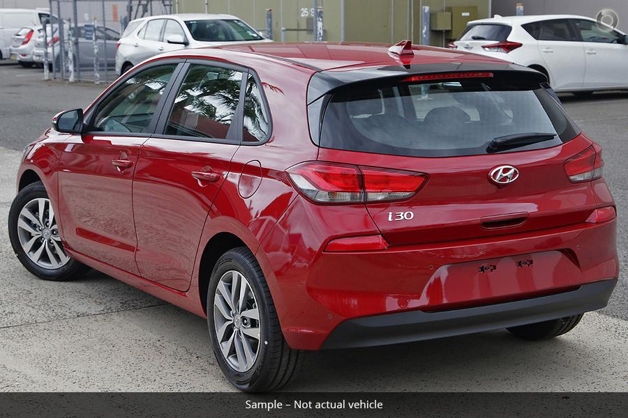 2019 Hyundai I30 Active PD2