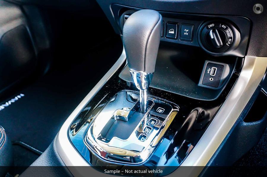 2019 Nissan Navara N-TREK D23 Series 4