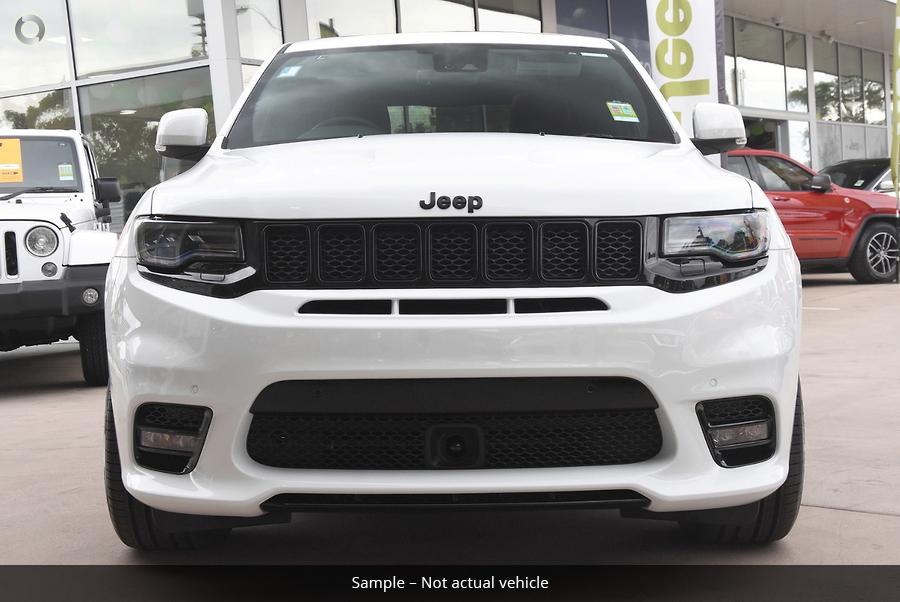 2019 Jeep Grand Cherokee SRT WK