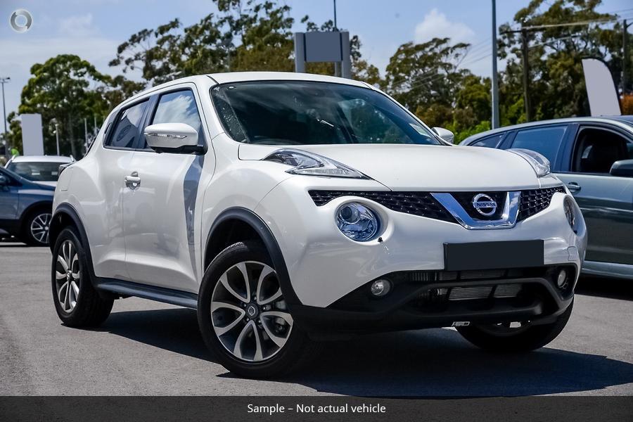 2019 Nissan JUKE Ti-S F15