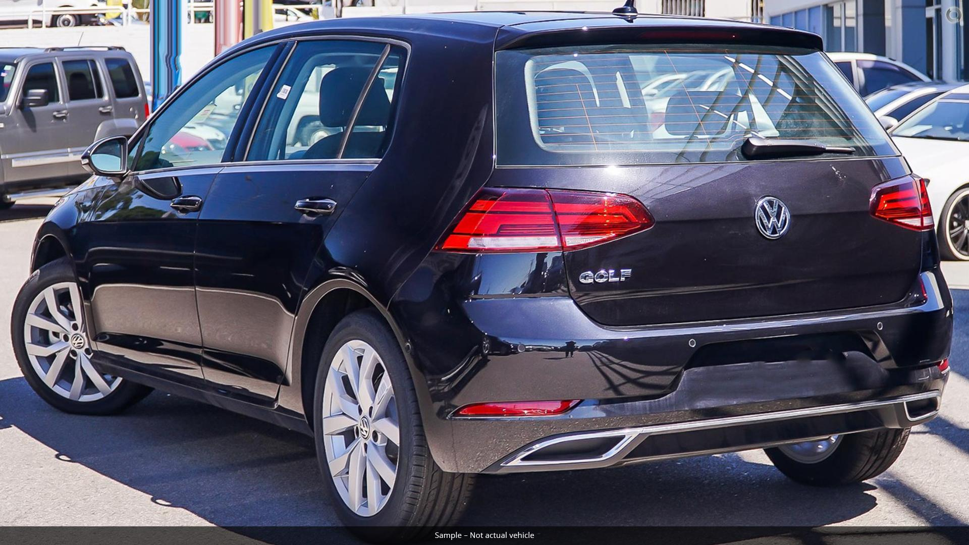 2019 Volkswagen Golf 110TSI Highline 7.5