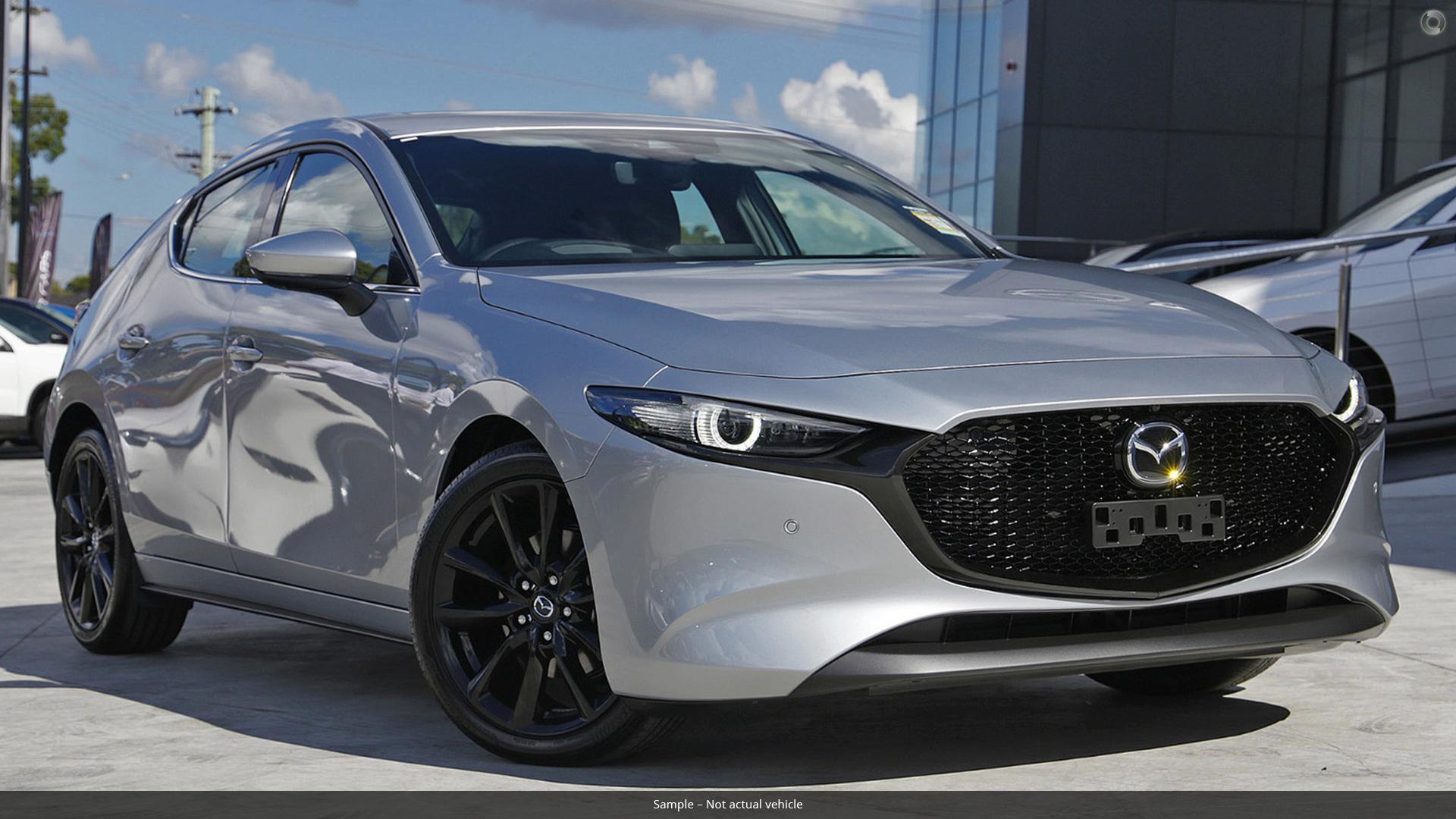 2019 Mazda 3 BP Series