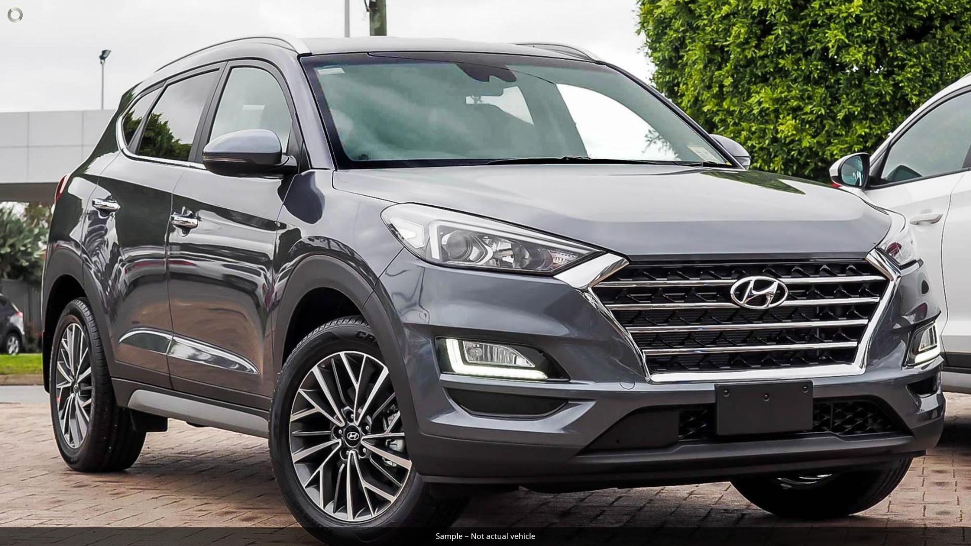 2020 Hyundai Tucson TL3