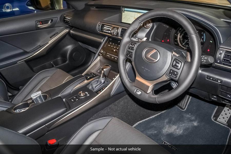 2019 Lexus Is IS300 F Sport ASE30R