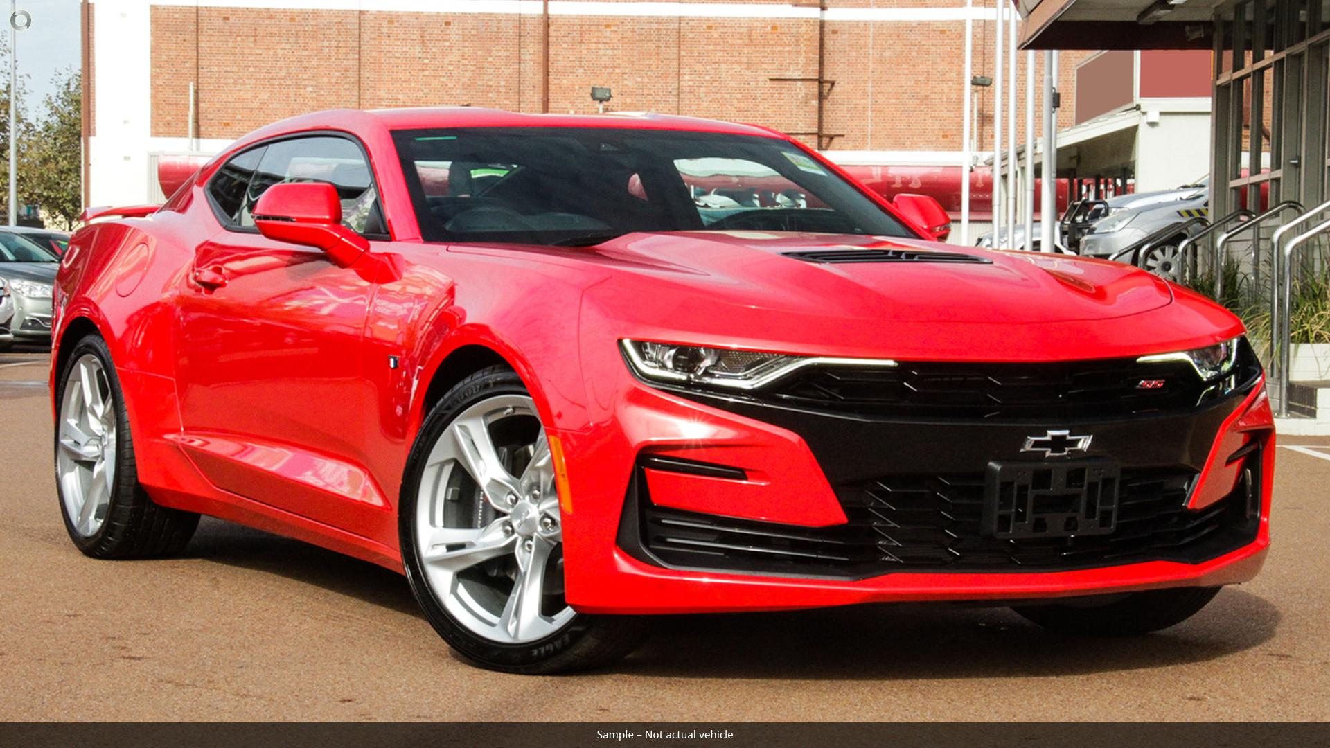 2019 Chevrolet Camaro 2SS (No Series)