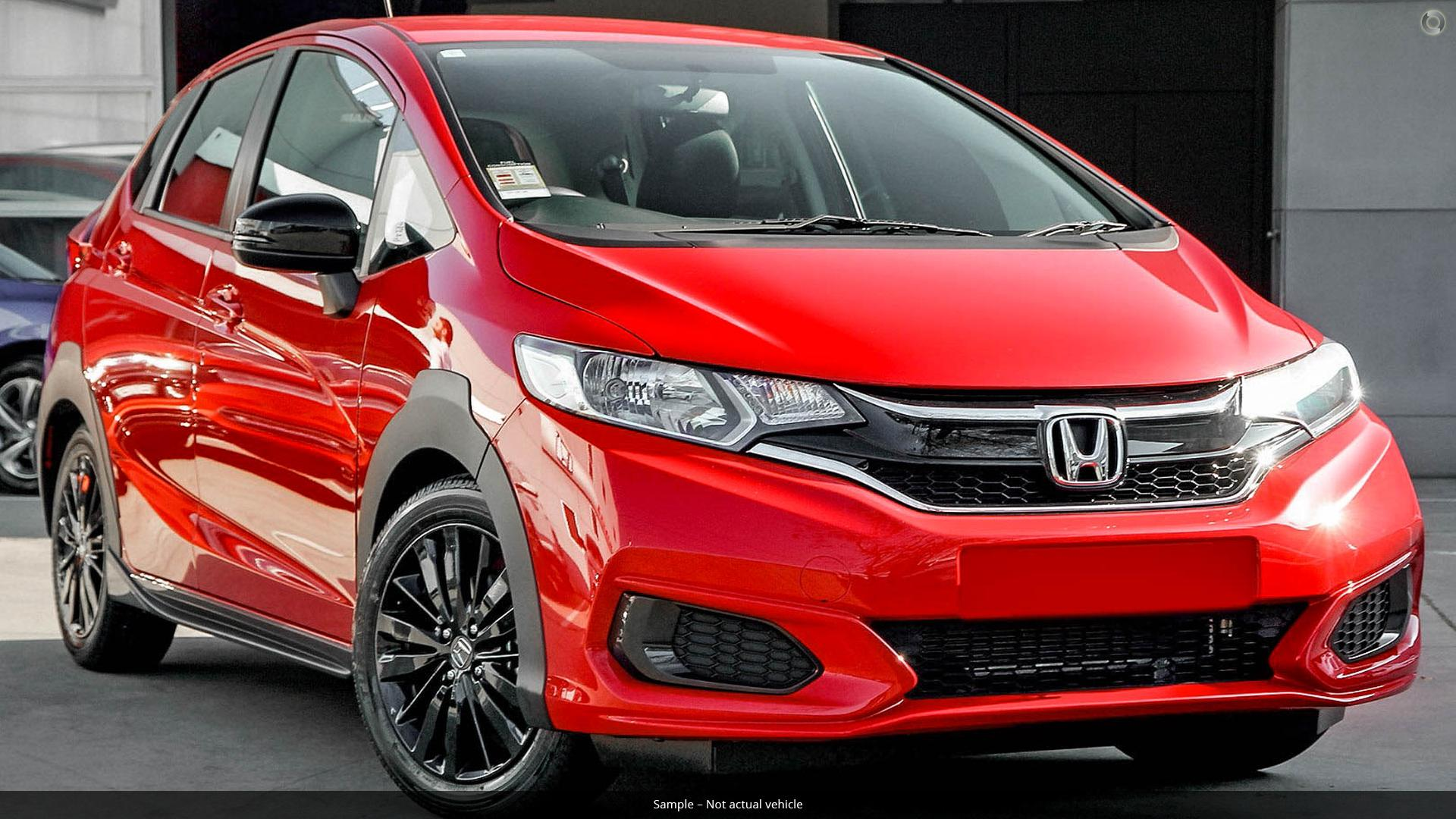 2019 Honda Jazz 50 Years Edition GF