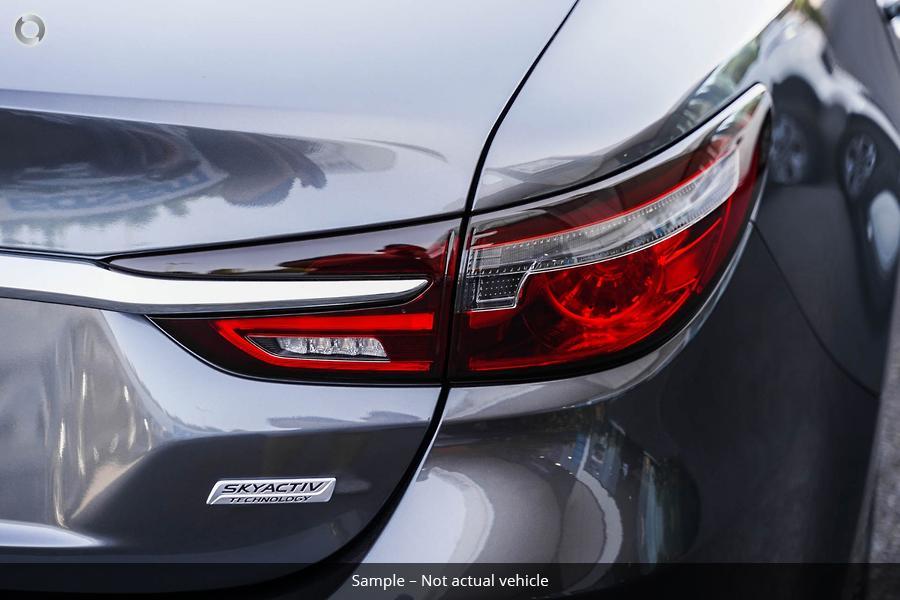 2019 Mazda 6 GT