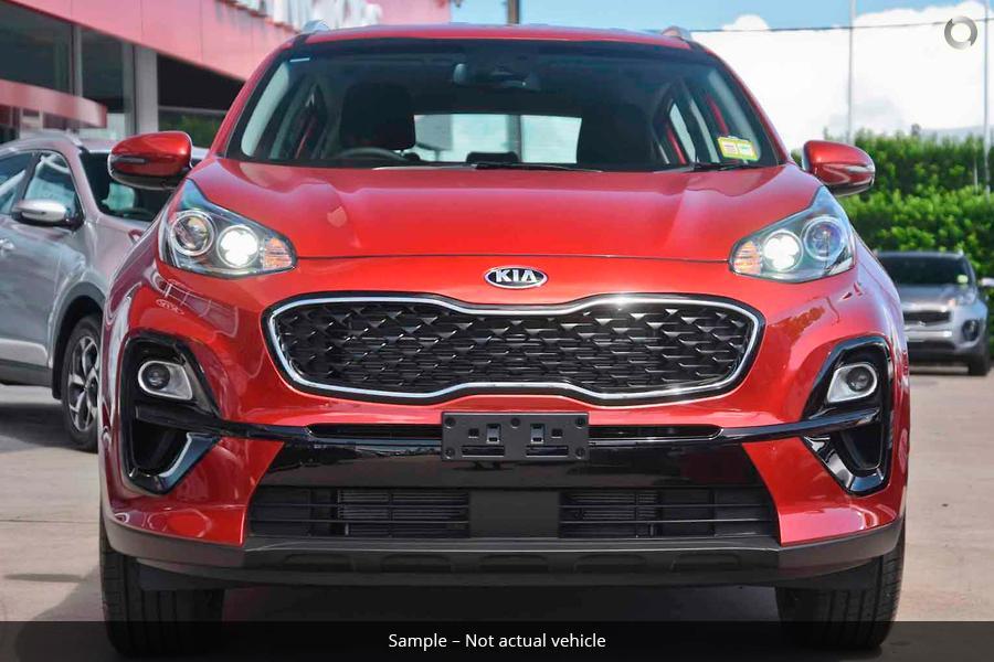 2018 Kia Sportage AO Edition QL