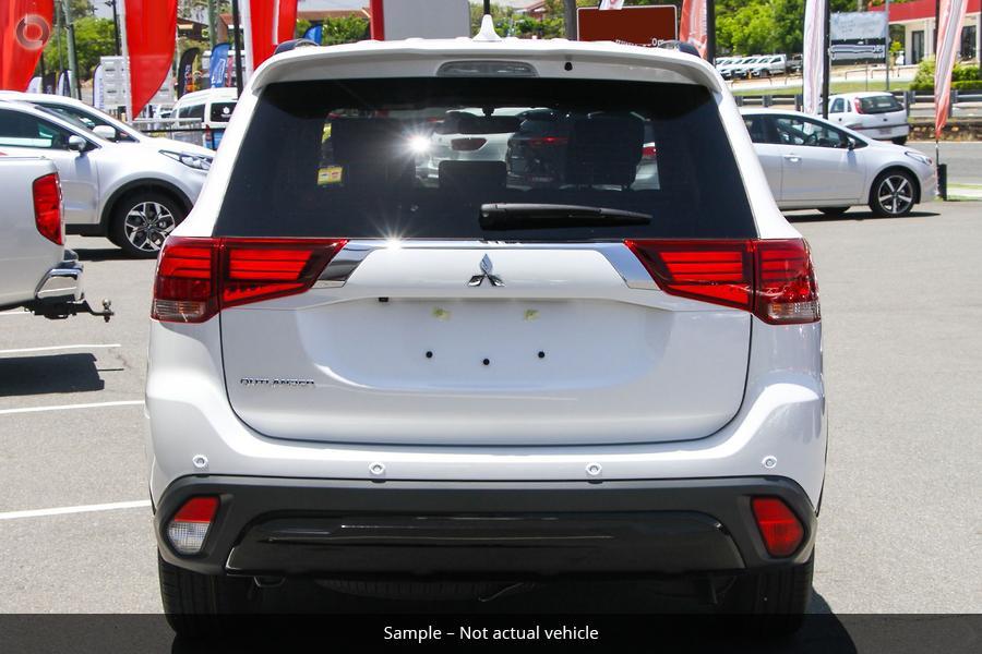 2018 Mitsubishi Outlander Black Edition ZL