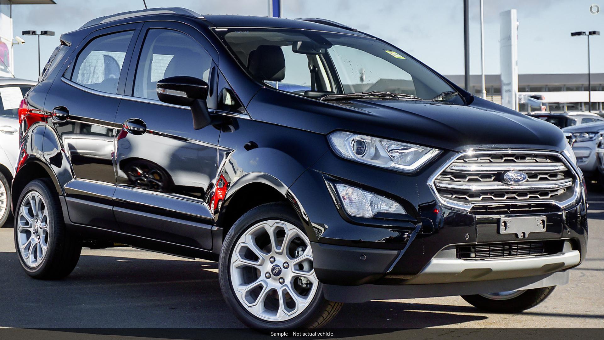 2019 Ford EcoSport BL