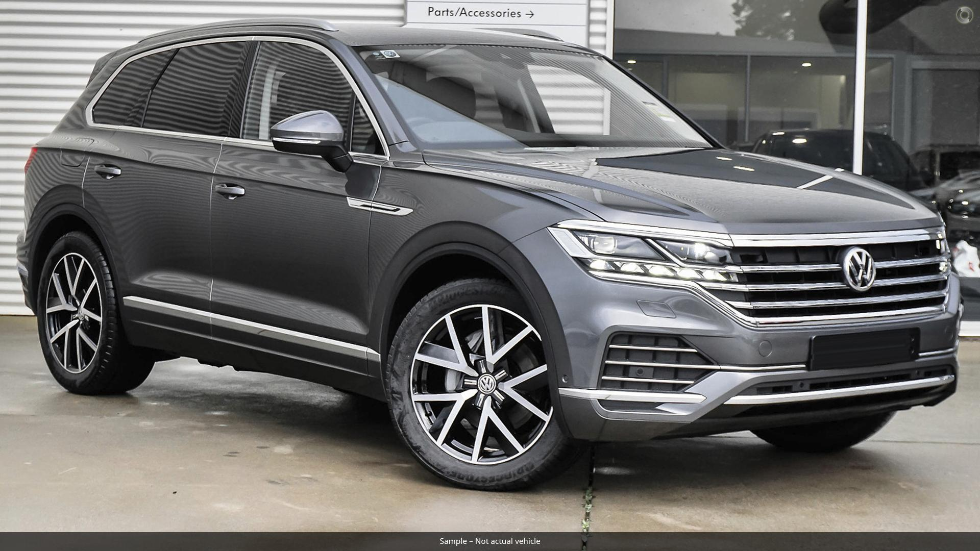 2019 Volkswagen Touareg 190TDI Launch Edition CR