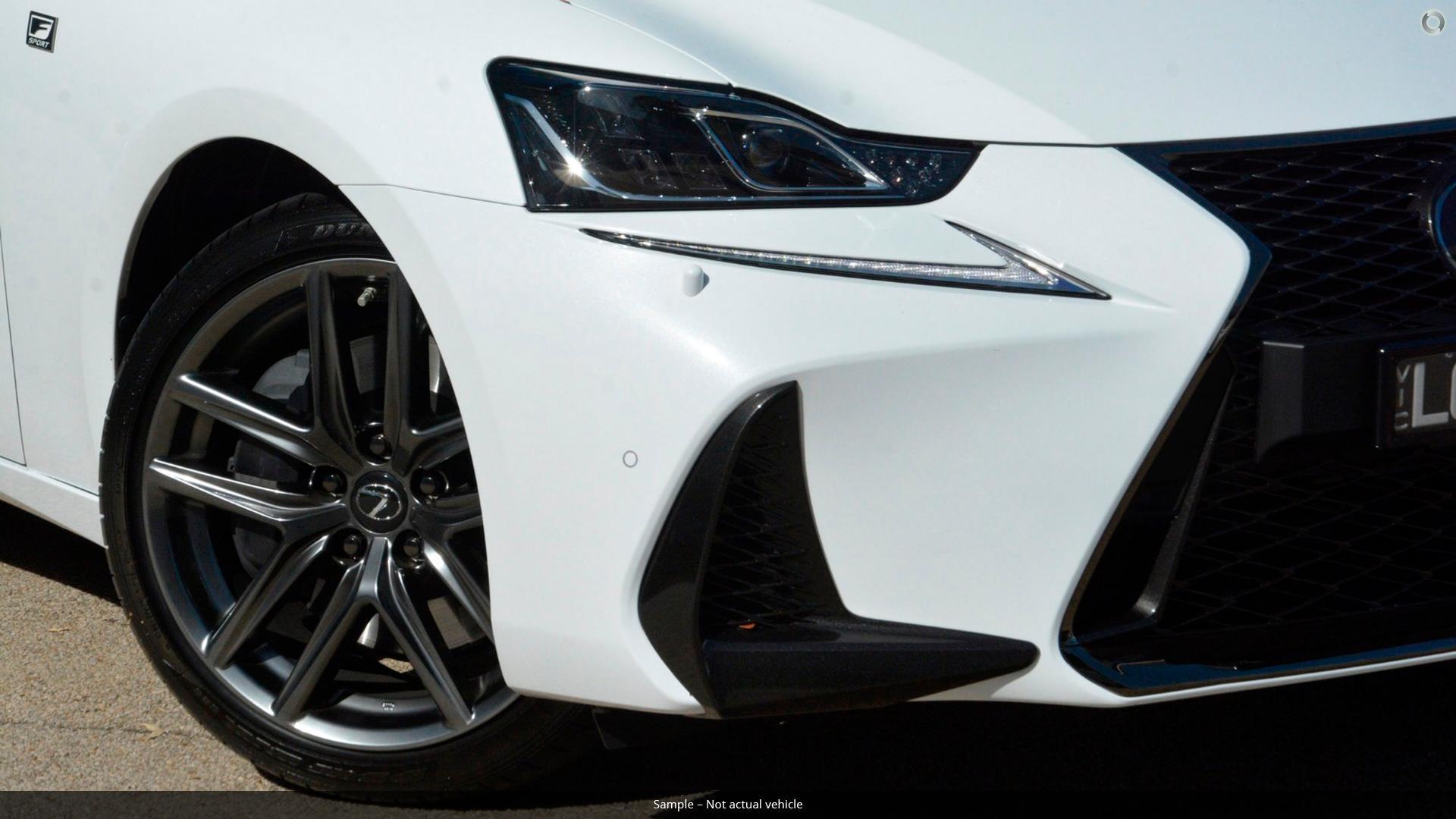 2019 Lexus Is IS350 F Sport GSE31R