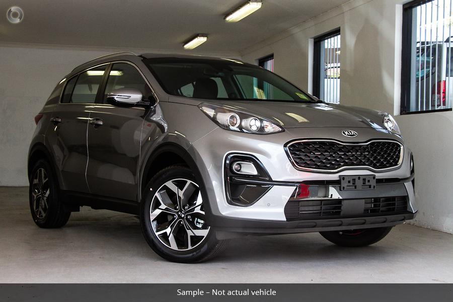 2019 Kia Sportage SX QL