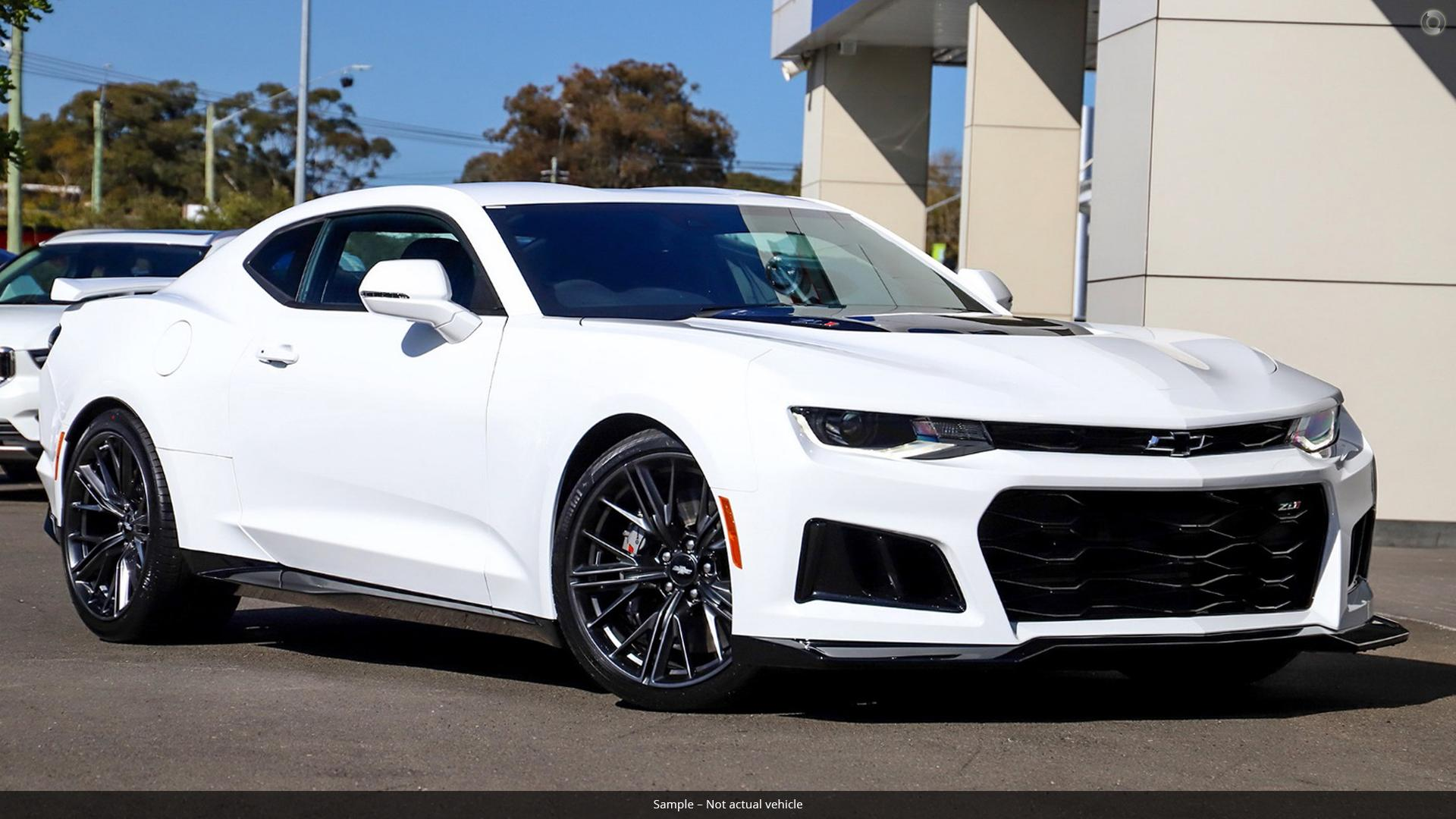 2019 Chevrolet Camaro (No Series)