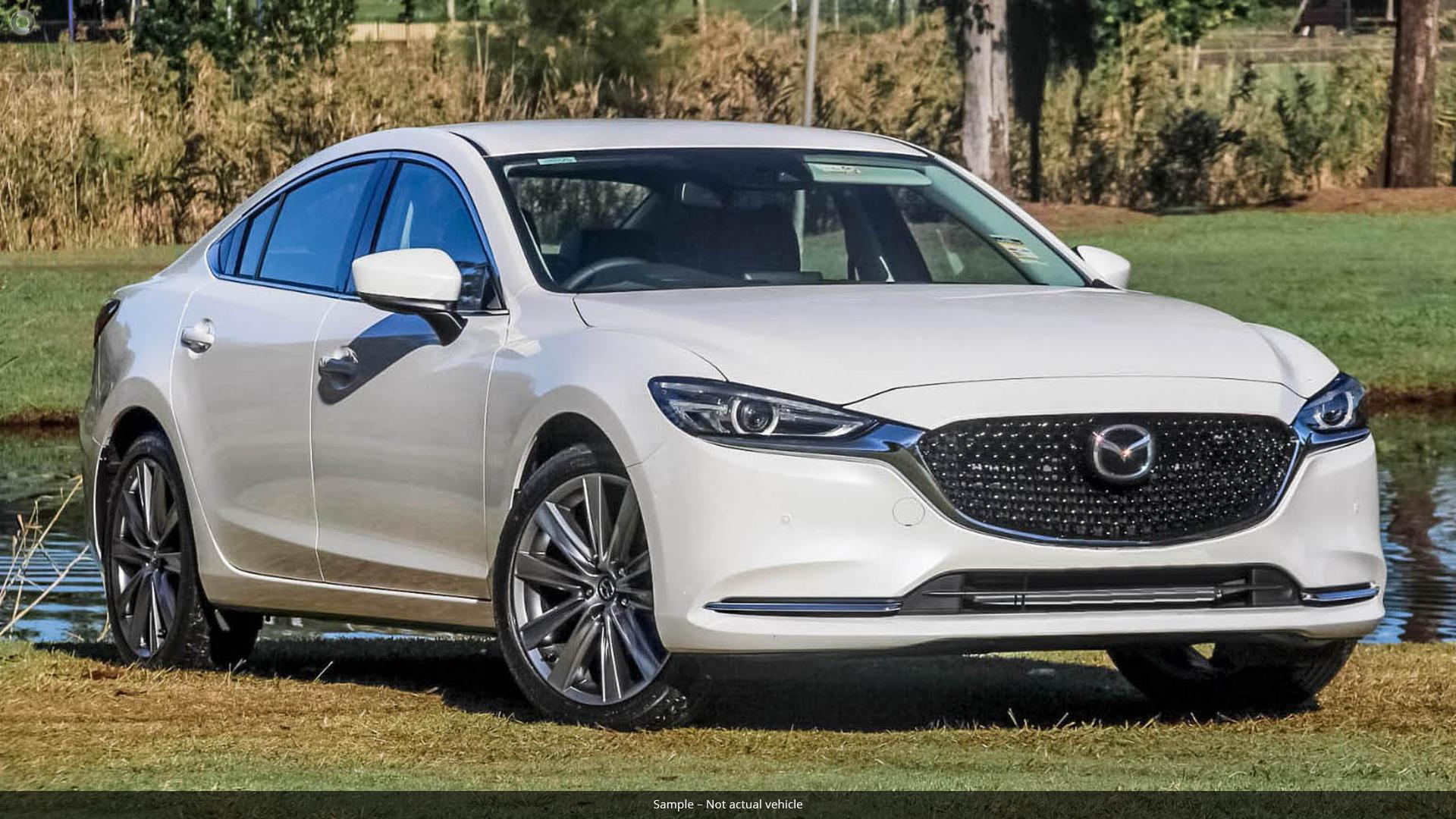 2018 Mazda 6 GL Series