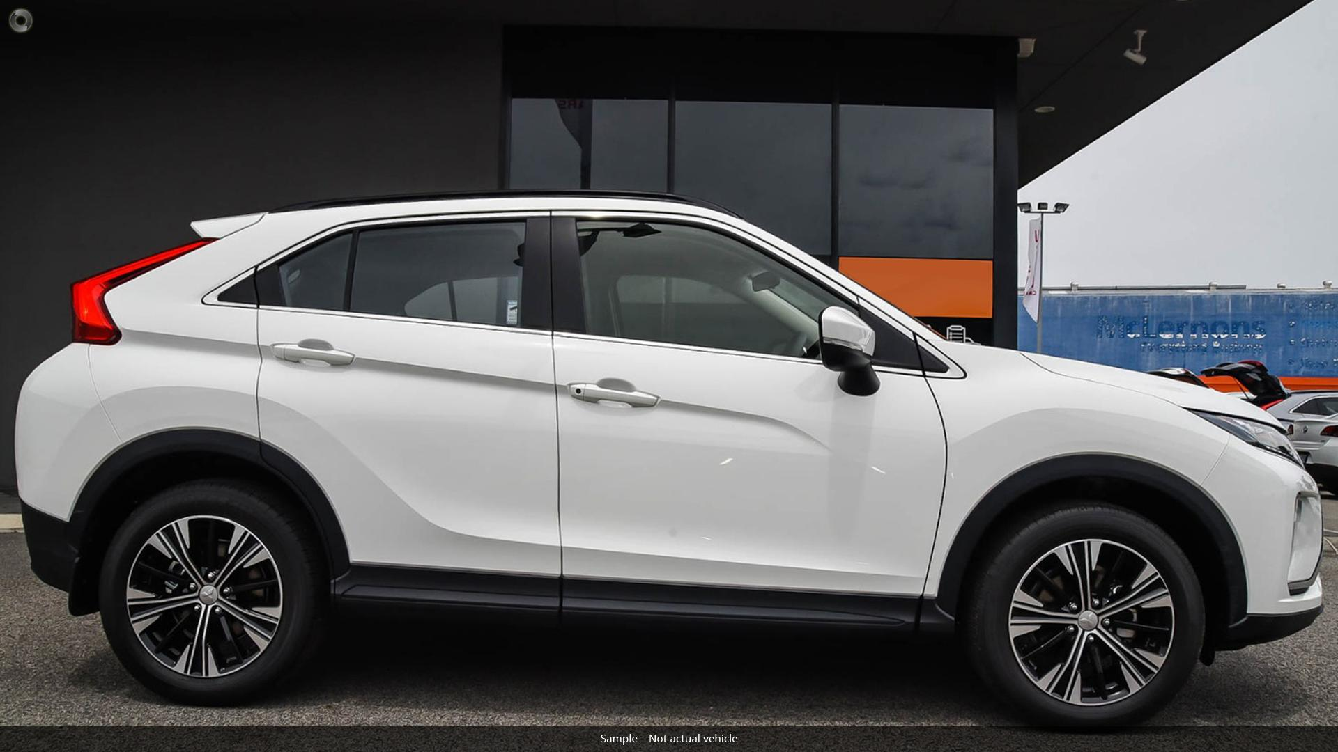 2018 Mitsubishi Eclipse Cross ES YA