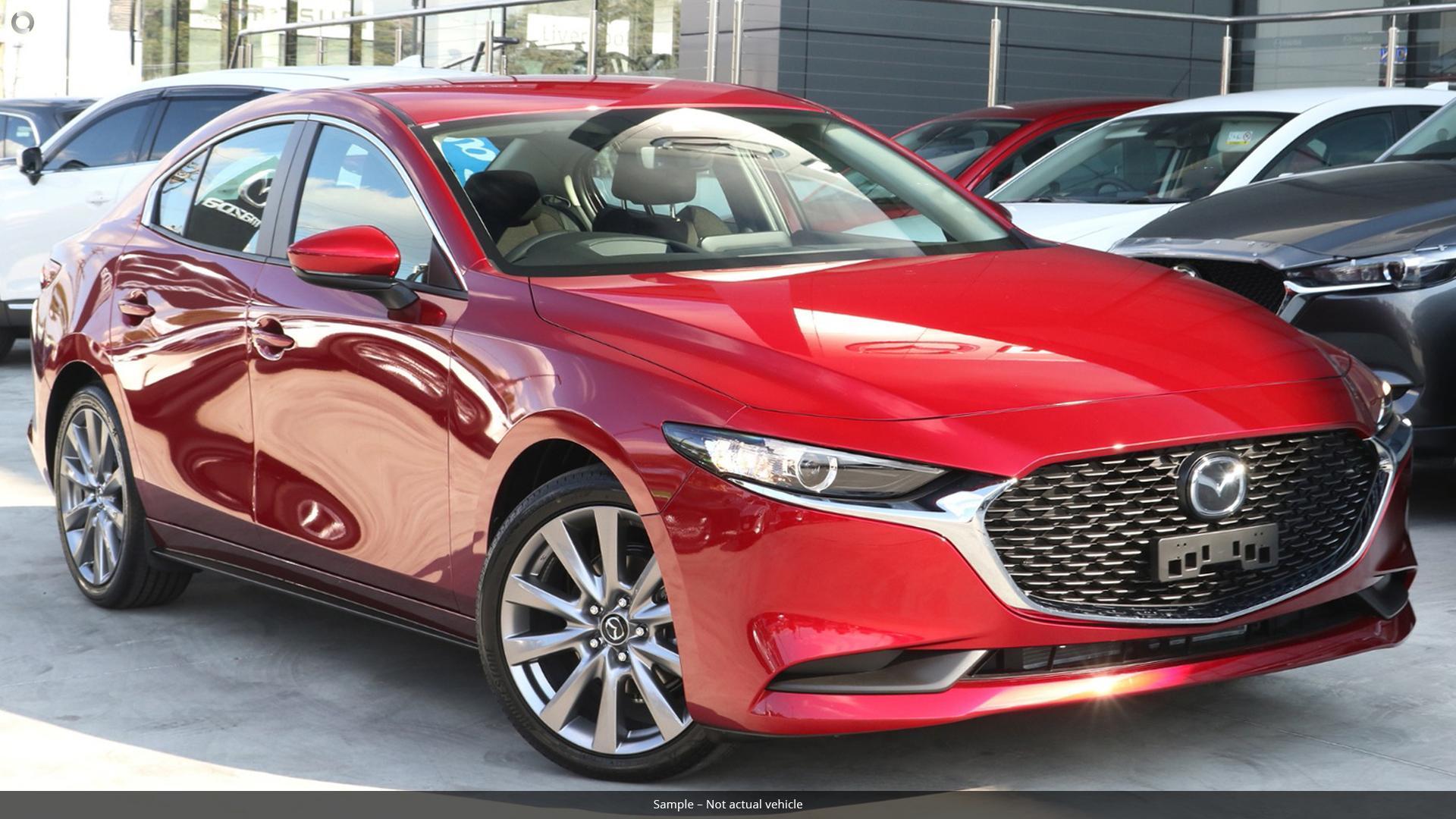 2020 Mazda 3 G25 Evolve BP Series