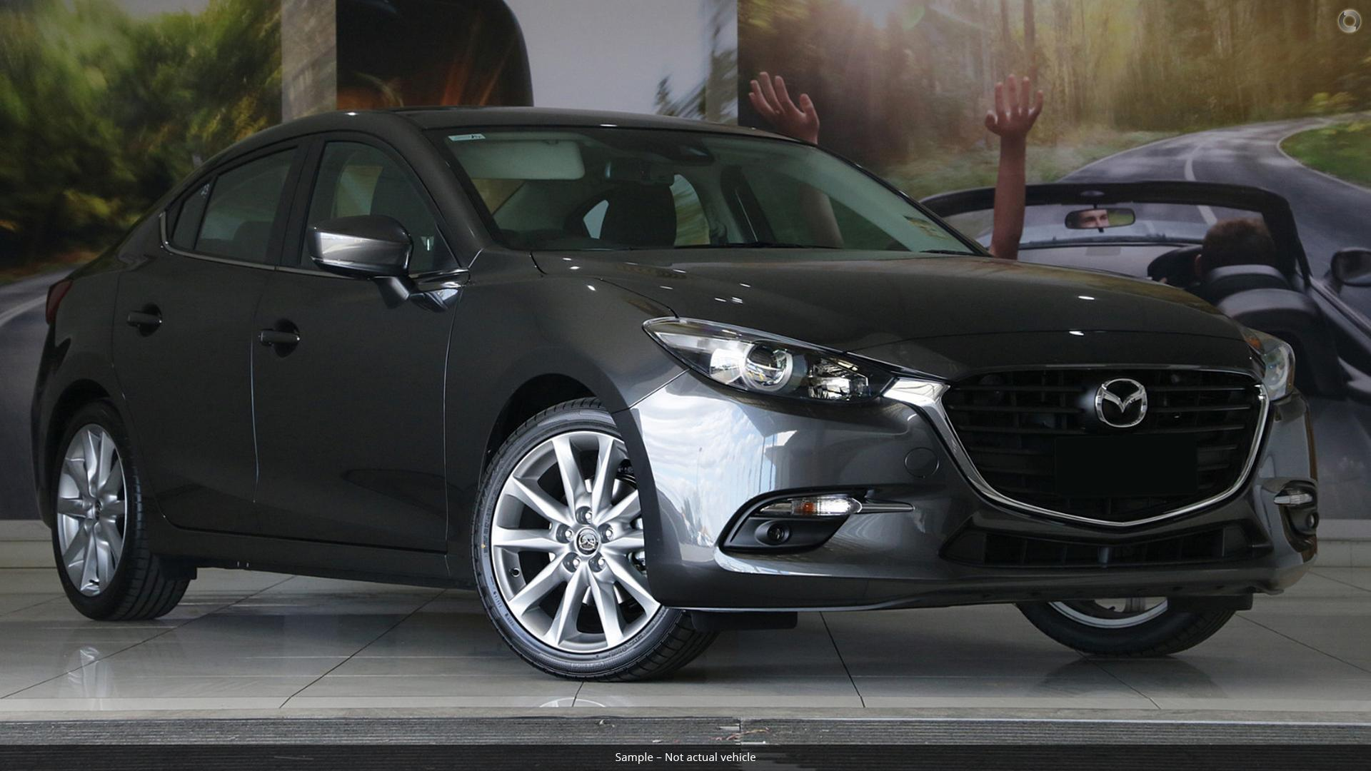 2018 Mazda 3 BN Series