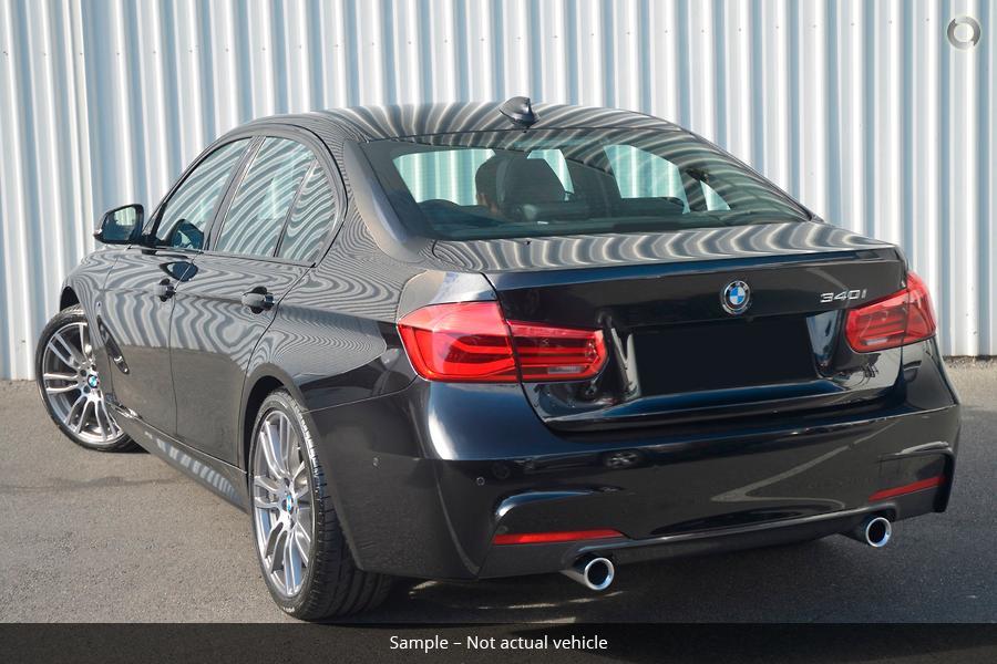 2017 BMW 340i M Sport