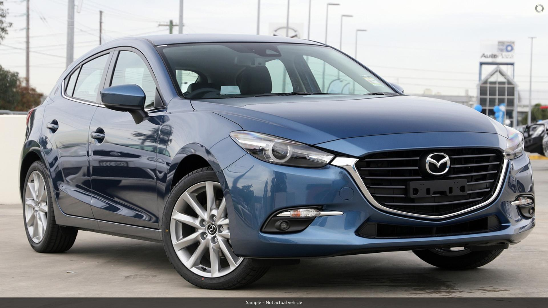 2018 Mazda 3 Sp25 Gt