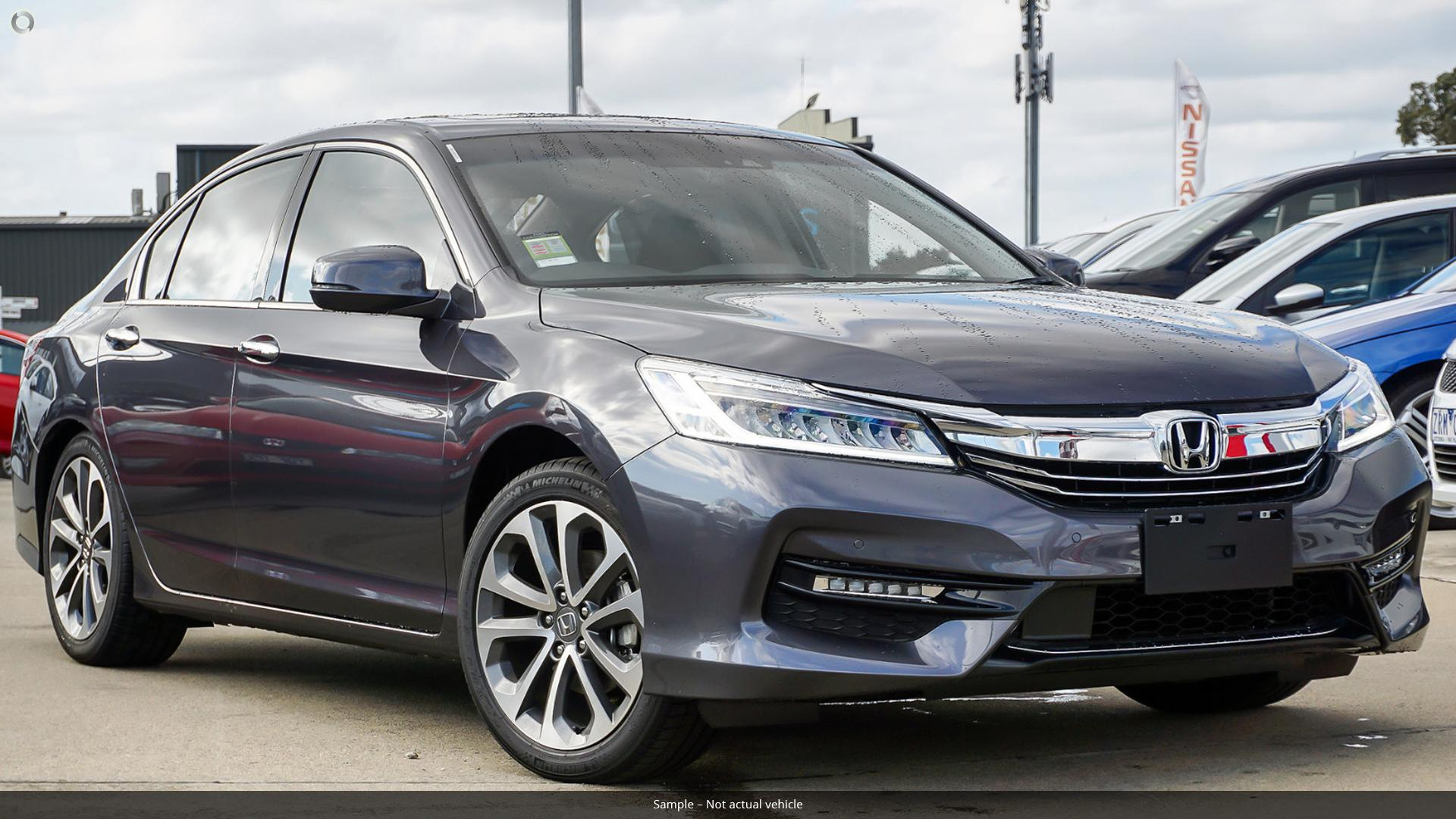 2018 Honda Accord 9th Gen