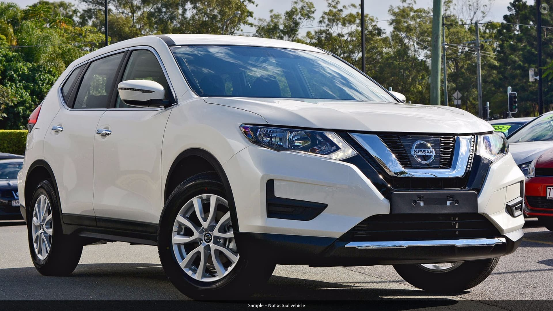 2020 Nissan X-trail T32 Series II