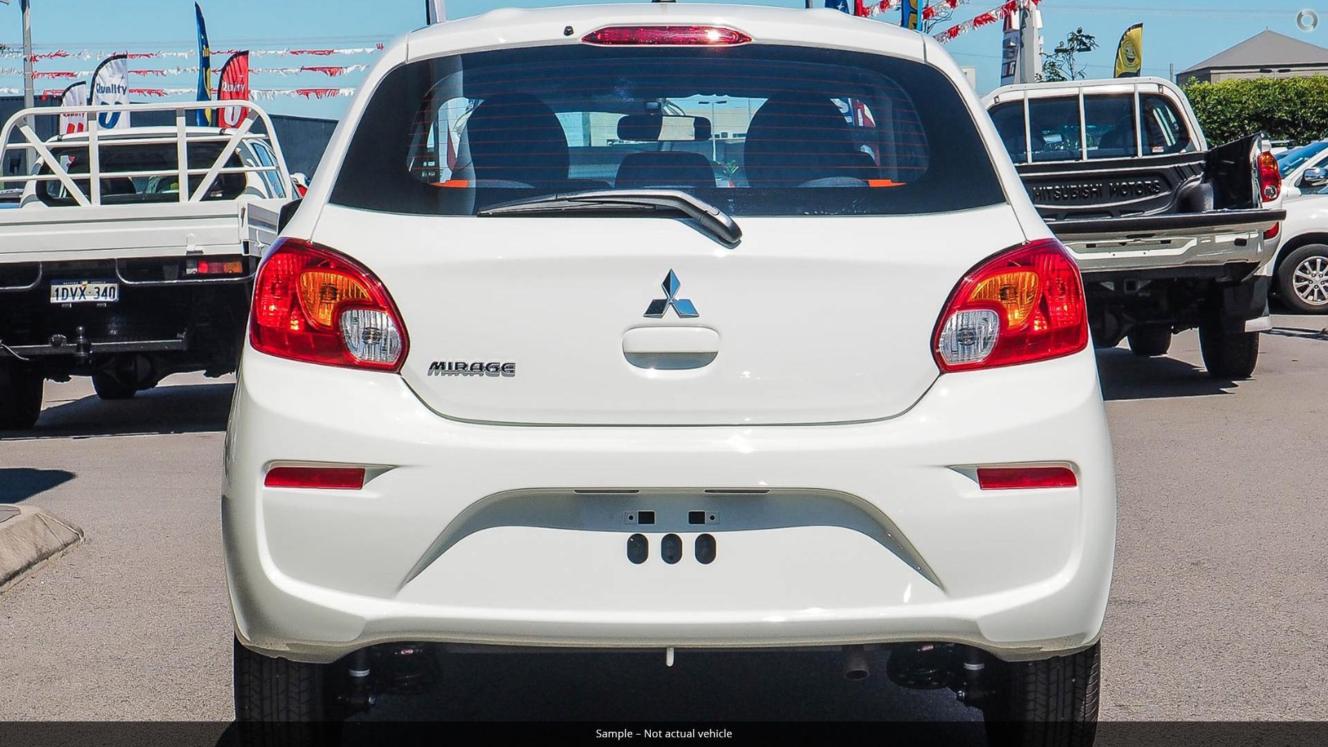 2017 Mitsubishi Mirage ES LA