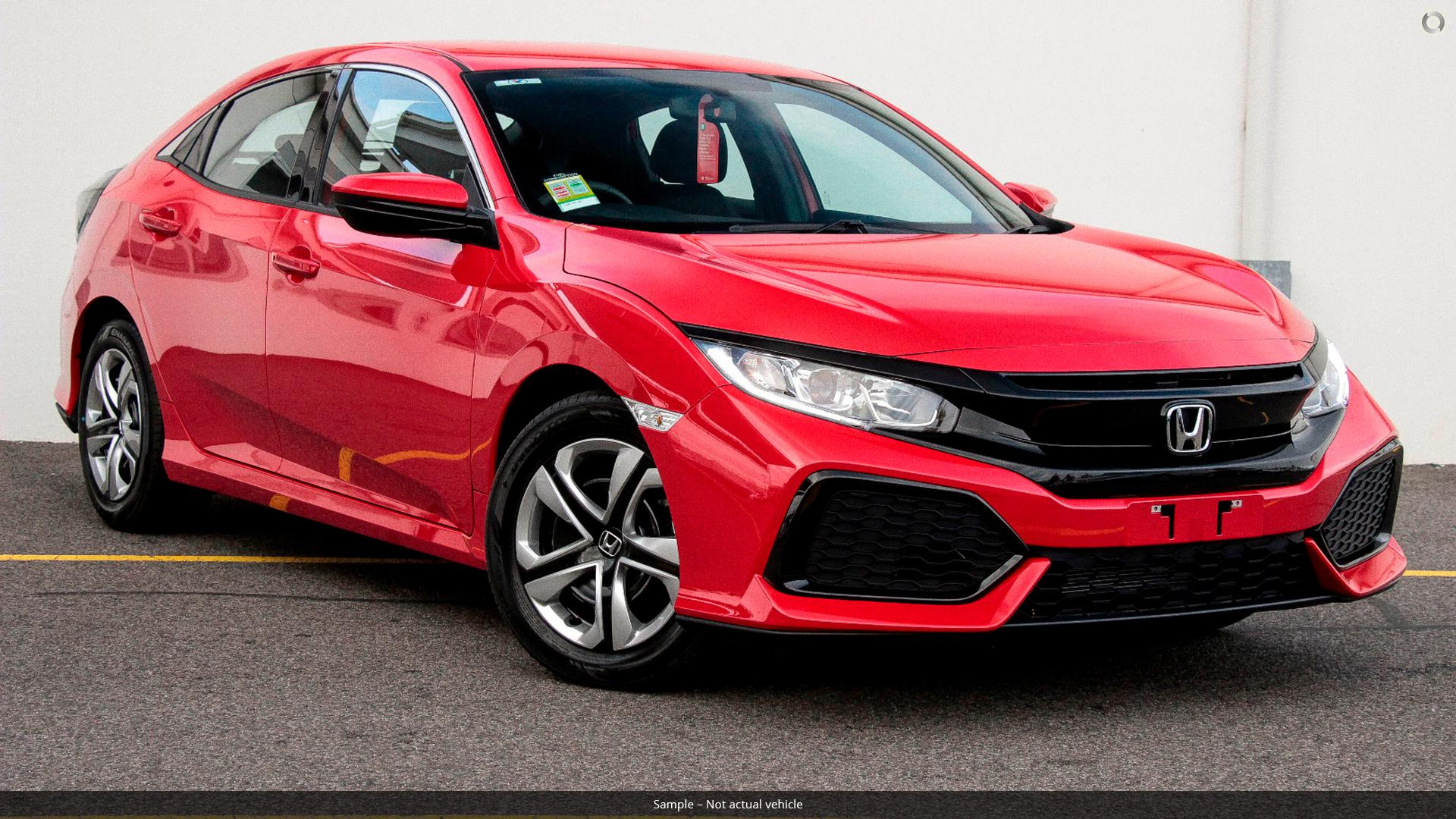 2019 Honda Civic VTi 10th Gen