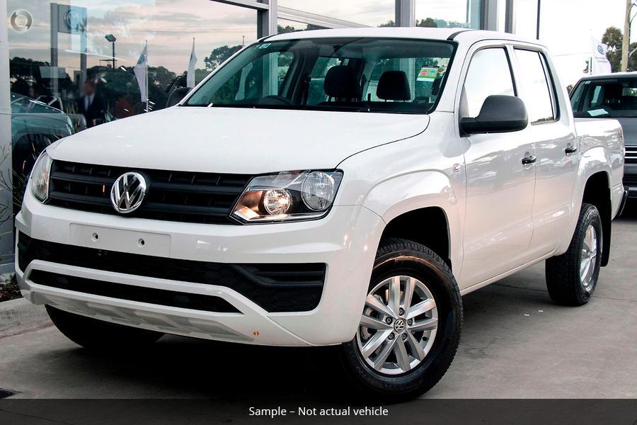 2018 Volkswagen Amarok TDI400 Core 2H