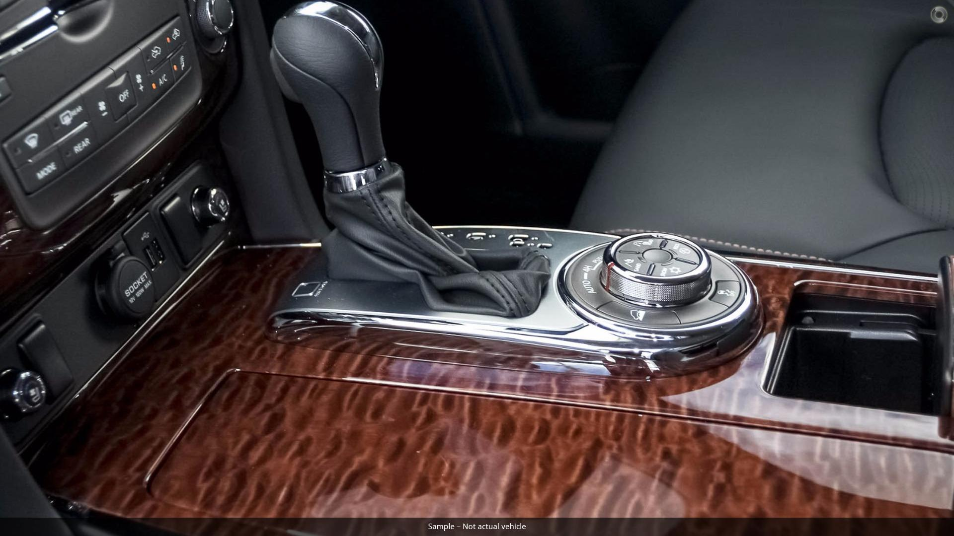 2018 Nissan Patrol Ti-L Y62 Series 4
