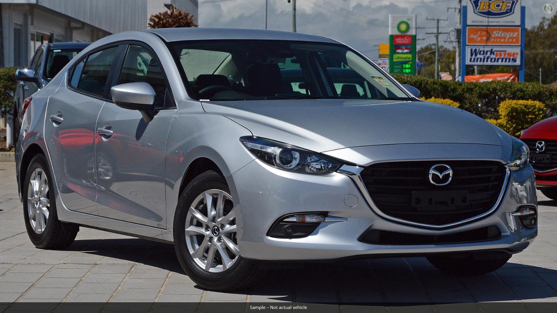 2019 Mazda 3 Maxx Sport BN Series