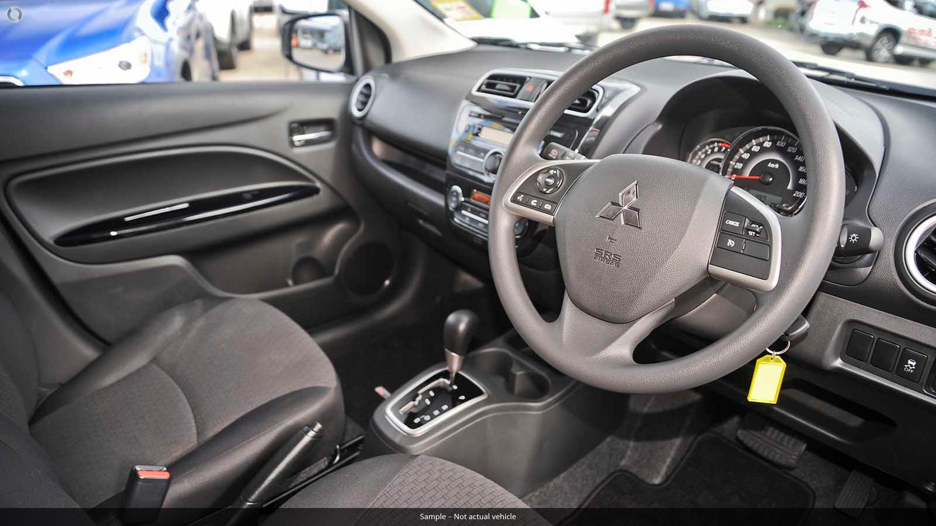 2018 Mitsubishi Mirage LS LA