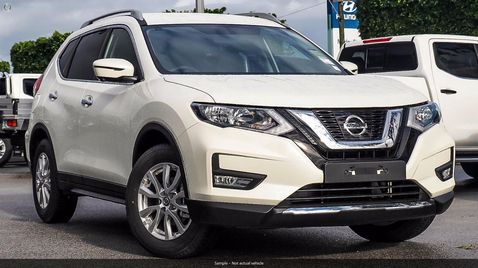 2019 Nissan X-trail T32 Series II