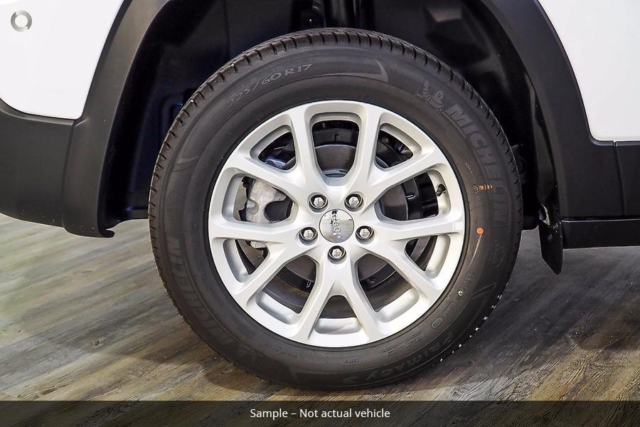 2018 Jeep Cherokee Sport KL