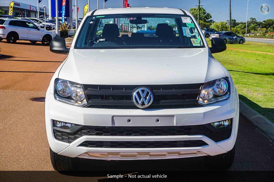 2018 Volkswagen Amarok TDI420 Core 2H