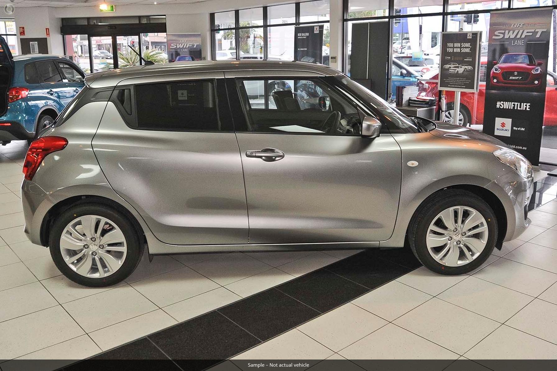 2019 Suzuki Swift GL Navigator AZ - von Bibra