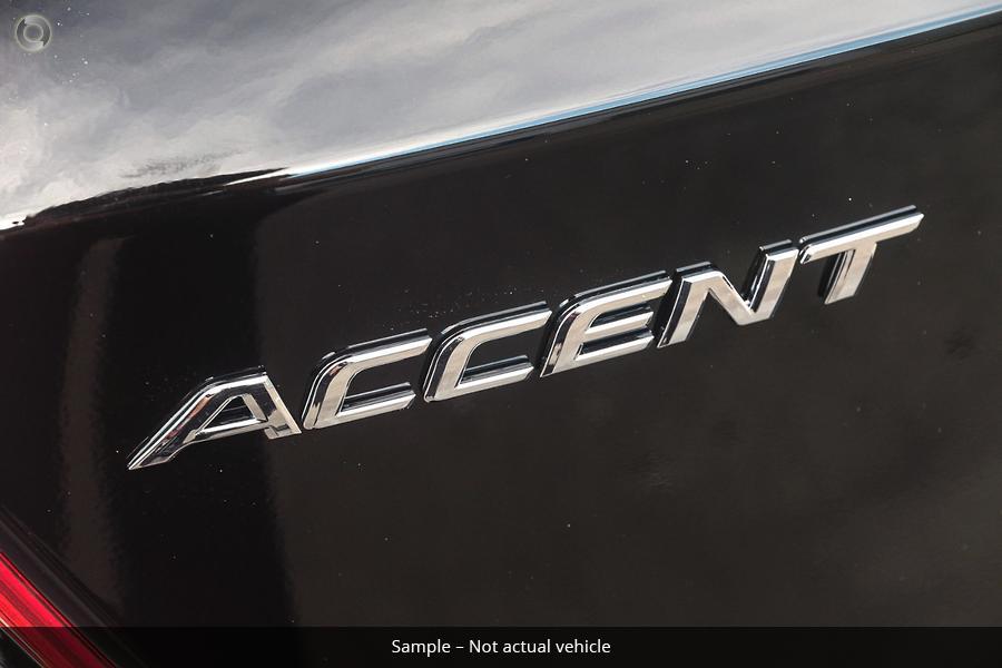 2019 Hyundai Accent Sport RB6