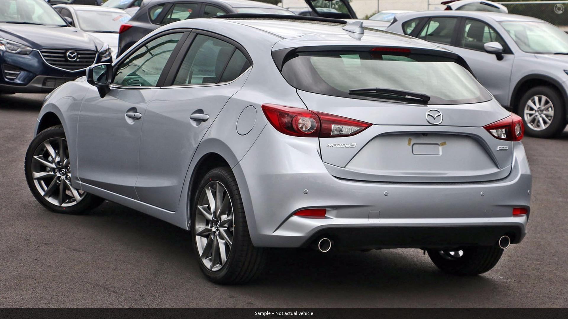 Mazda 3 SP25 Astina BN Series