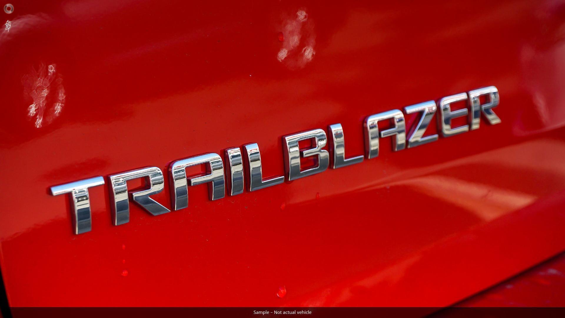 2019 Holden Trailblazer Z71 RG