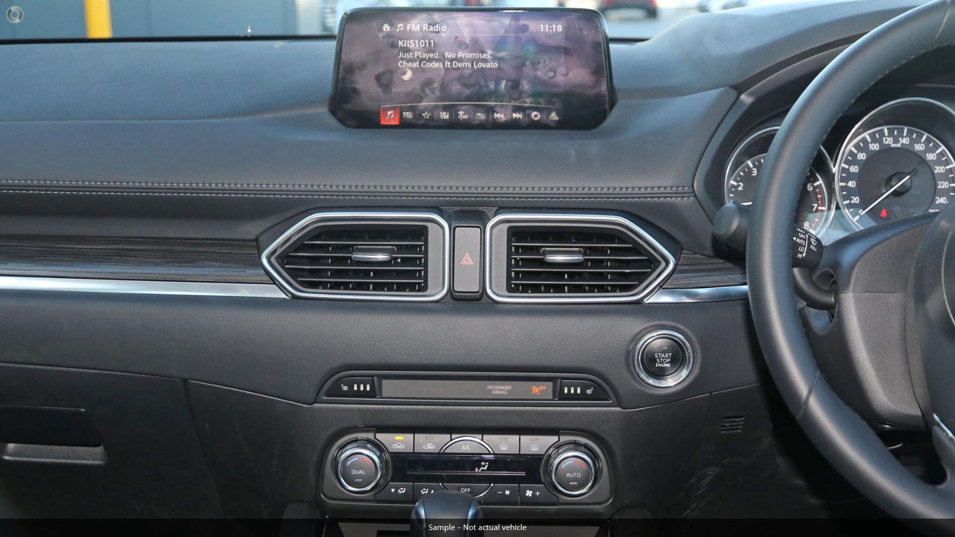 2018 Mazda Cx-5 GT KF Series