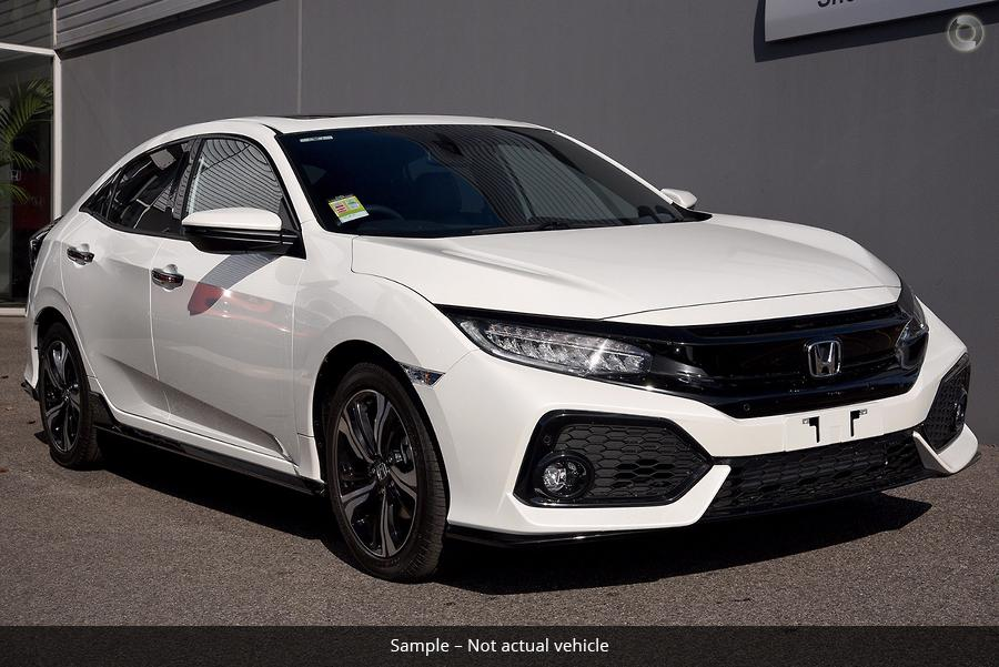 Honda Civic Rs >> 2019 Honda Civic Rs 10th Gen Ringwood Honda